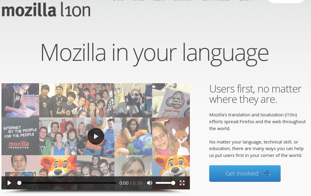 Mozilla L10n